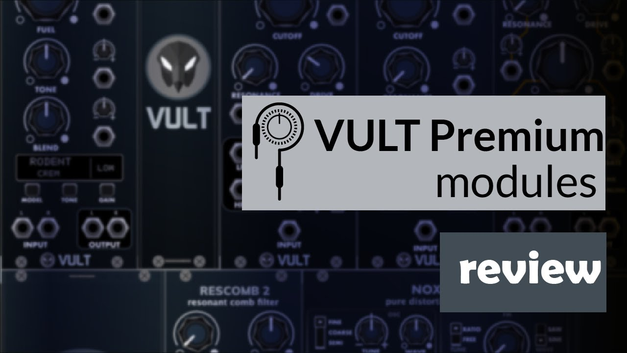 VCV Rack nears 1 0, new features, as software modular