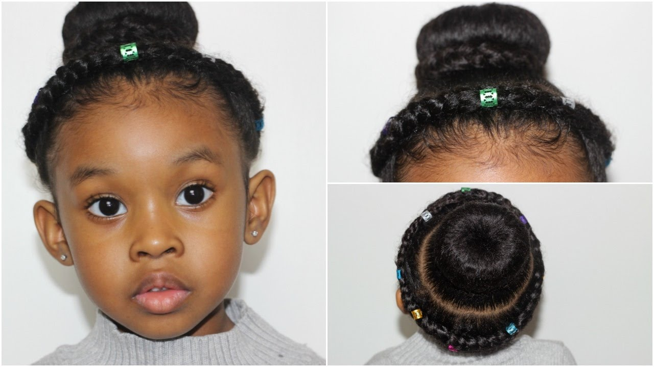 Hairstyles For Girls - YouTube