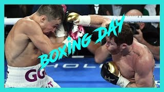 Canelo vs. GGG 2, Mayweather vs. Pacquiao 2 ET PLUS ENCORE | Podcast La Sueur