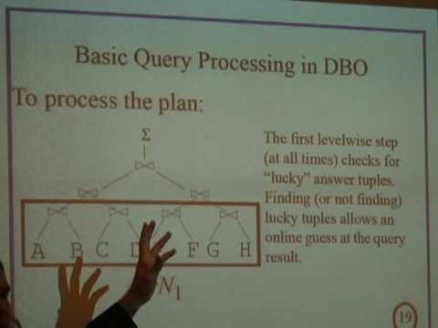 Supporting Scalable Online Statistical Processing