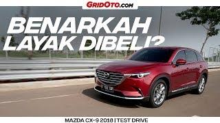 SUV Besar Mazda CX 9 | Test Drive | GridOto