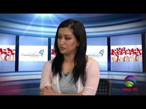 Novelist Safia Fazlul talks about her Novel in Living Multiculturalism with Mayank Bhatt - TAG TV