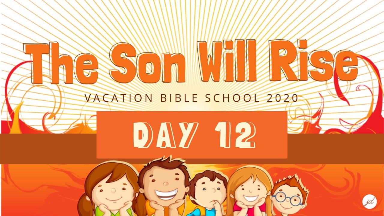 Episode 12. VBS 2020 FINALE #VacationBibleSchool #VBS2020 #OnlineSchool