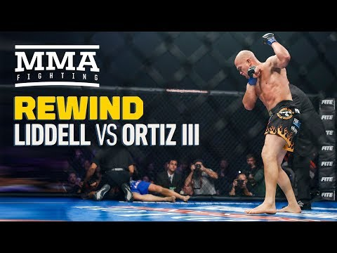 Chuck Liddell vs. Tito Ortiz 3 Rewind - MMA Fighting from YouTube · Duration:  14 minutes 9 seconds