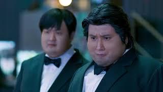 胖子行动队:浑身是笑点的辣目洋子,穿风衣配黑丝的特工造型要火.