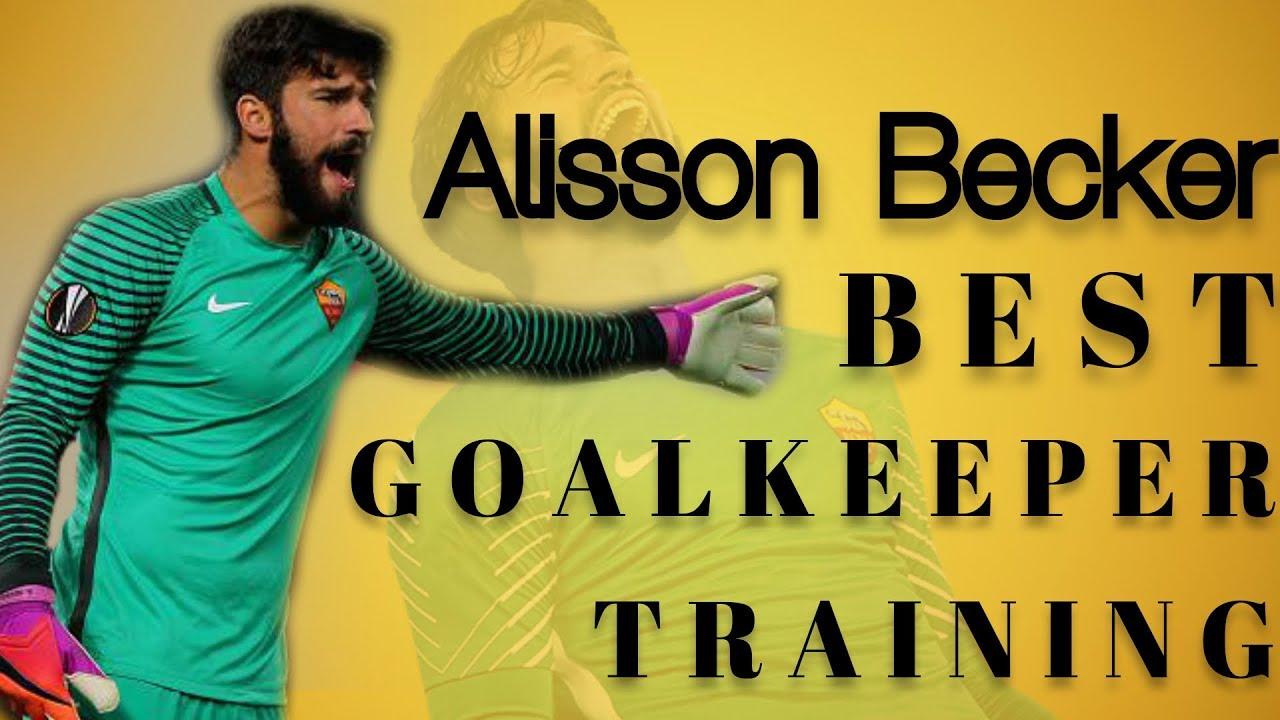 Best Goalkeeper Training /Brazil/ HD