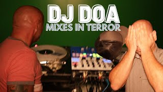 """GHOST OF DJ """"DOA"""" COMES OUT TO MIX THINGS UP ONCE MORE"""