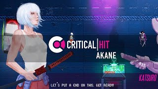 Akane Review - The best indie action game on the Nintendo Switch