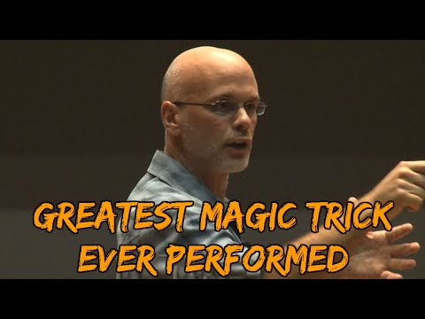 Gary Yourofsky - The Flag, The Bible & The Greatest Magic Trick Ever Performed