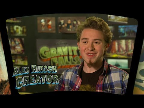 Gravity Falls - Behind the Scenes - First Look Featurette