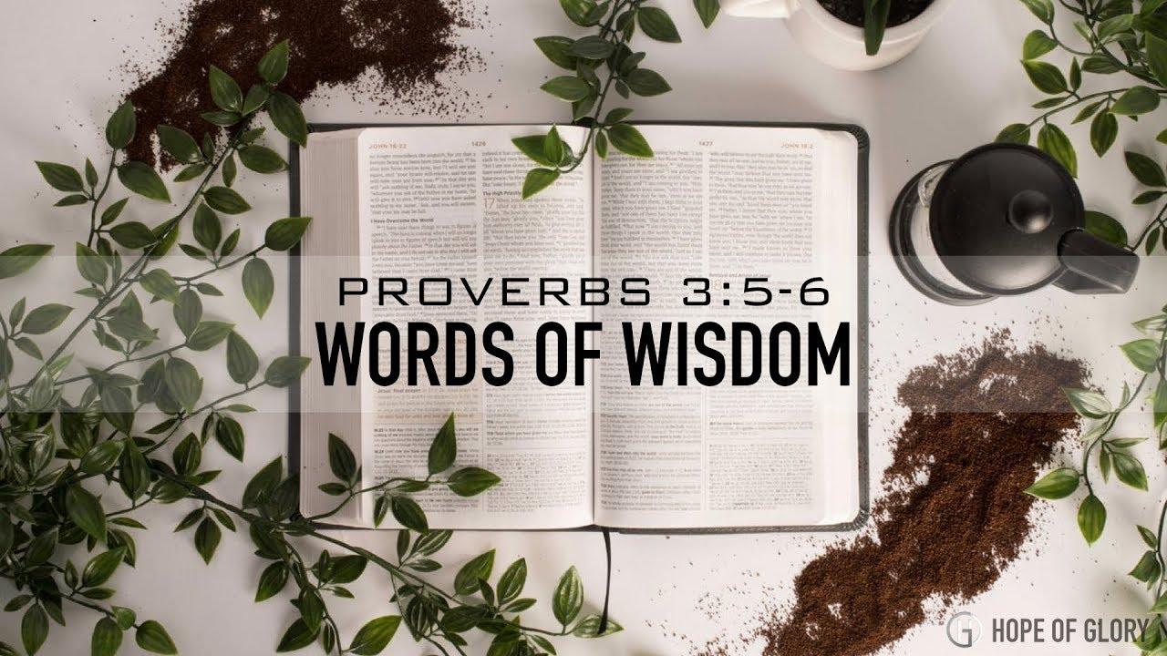 WORDS OF WISDOM - 4 7 19 MESSAGE