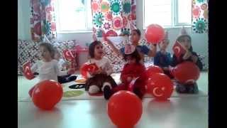 Oyun Sarısı Kreş ve Çocuk Kulübü 29 Ekim 2015