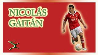 "Nicolás GAITÁN || Goals - Skills - Assists || Benfica 2013/14 || ► ""The Magical Eagle"" ◄ (HD)"