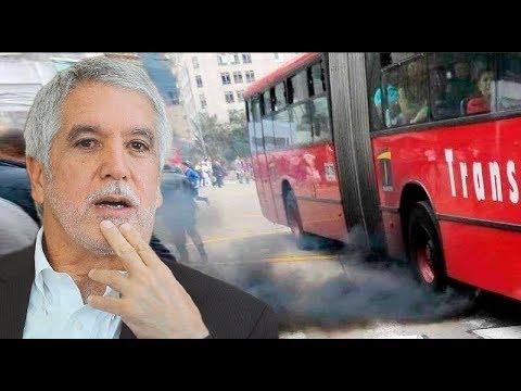 El PROBLEMA en BOGOTÁ es el POLVO  / Enrrique Peñalosa