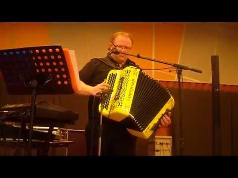 Stephane Varetz, un très bon de l'accordéon.