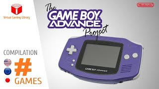 The Game Boy Advance Project - Compilation # (0-9) - All GBA Games (US/EU/JP)
