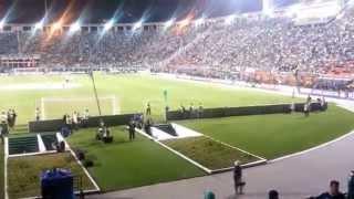 Staff Omisso causa Tumulto e Desorganização (Palmeiras no Pacaembu)