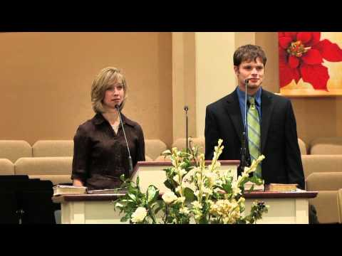 Galkin Evangelistic Team - Come Let Us Return To The Lord