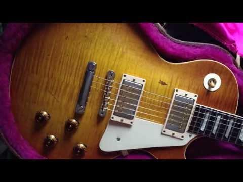 Seymour Duncan Antiquity - Gibson Les Paul - Marshall