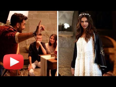 Ranbir Kapoor And Deepika Padukone's First Look | Tamasha