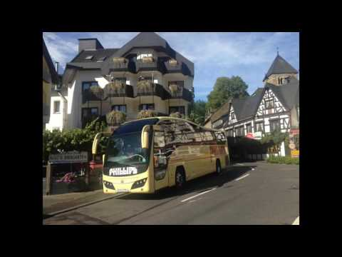Phillips Travel, Bewdley: a private hire to Germany