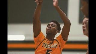 Juwan Burnett - FCC Men's Basketball Season Highlights