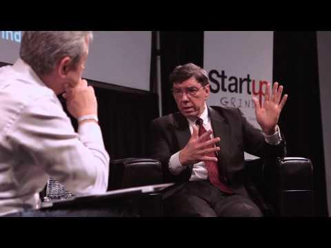 Clayton Christensen Interview with Mark Suster at Startup Grind 2013
