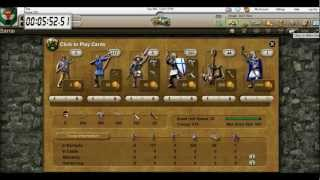 Repeat youtube video Stronghold Kingdoms Tutorial - Military aspect & timing attacks