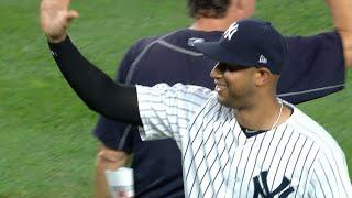 8/14/17: Yankees belt three homers to power past Mets