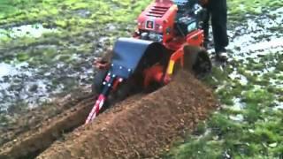 RT12 Trencher Video.mpg