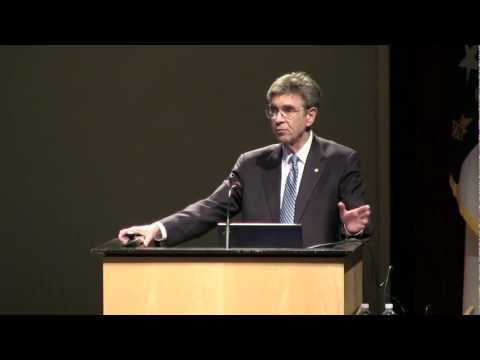 """""""The Reluctant Scientist"""" - Keynote Address by Dr. Robert Lefkowitz"""