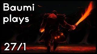 Dota 2 | CUTTING THROUGH FOOLS!! | Baumi plays Ember Spirit