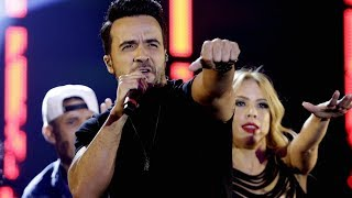 Luis Fonsi - Despacito (Live) Wind Music Awards 2017