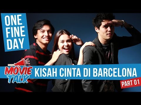 Film ONE FINE DAY - Bahas Kisah Cinta di Barcelona