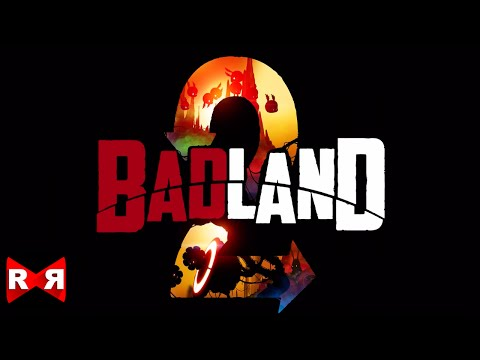 BADLAND 2 (By Frogmind) - iOS / Android - Gameplay Video (Unedited)