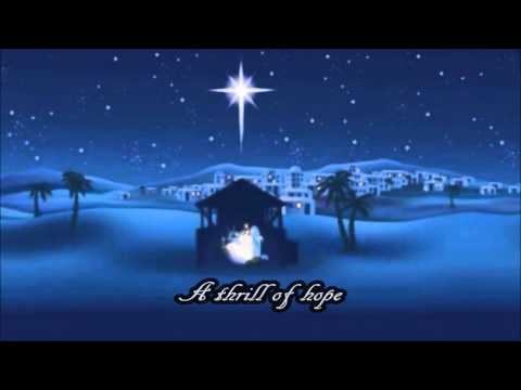 O' Holy Night With Lyrics by Carrie Underwood