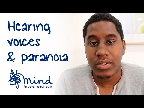 Hearing voices, paranoia and schizophrenia | Miles's Mental Health Story |  Mind