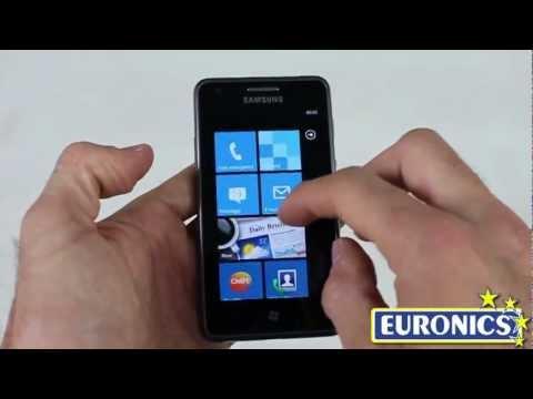 Samsung Smartphone Omnia M - Euronics