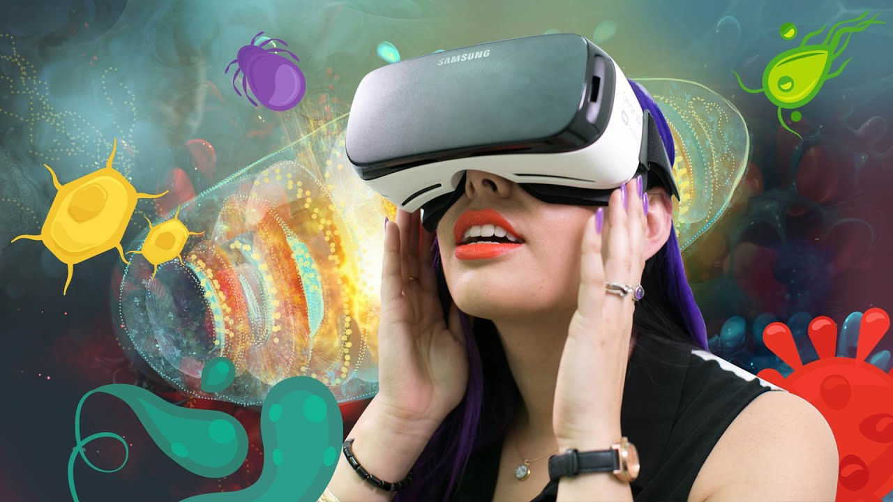 Alles over, virtual Reality brillen (VR