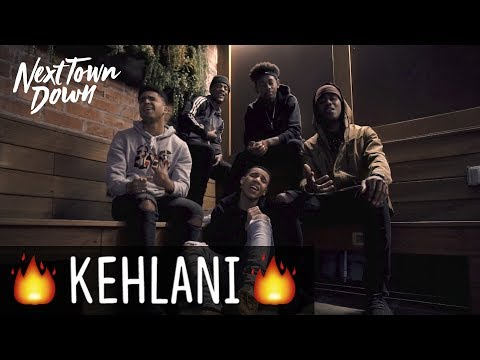KEHLANI - Honey x Again - Next Town Down Cover