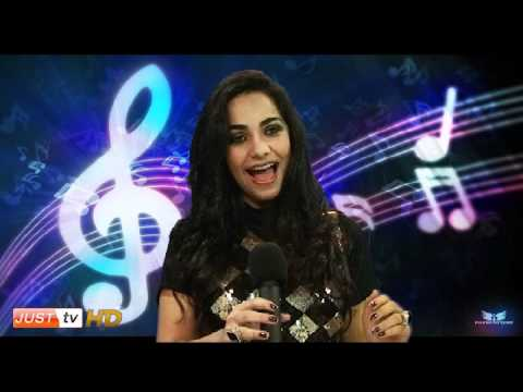 Liriel A Diva Do Pop Lirico no Banda Mix - JustTV - 09/09/10
