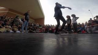 EXPRESS YOURSELF - FINAL 2vs2 MIX STYLE Under 14