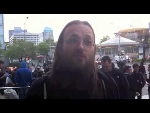 Jay Freeman (Saurik) talks Cydia and iOS 5 at WWDC 2011 (pre-Keynote)