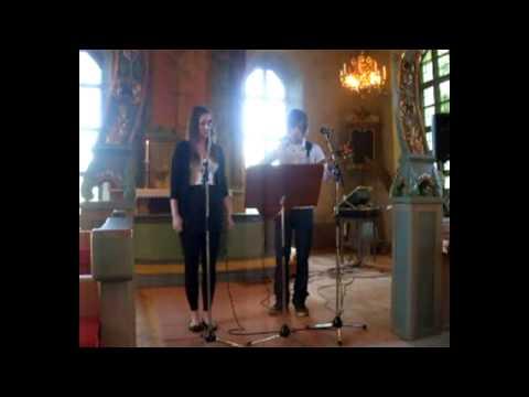 Beatrice Bäckman - I dina blå ögon - Idol Sverige (TV4)