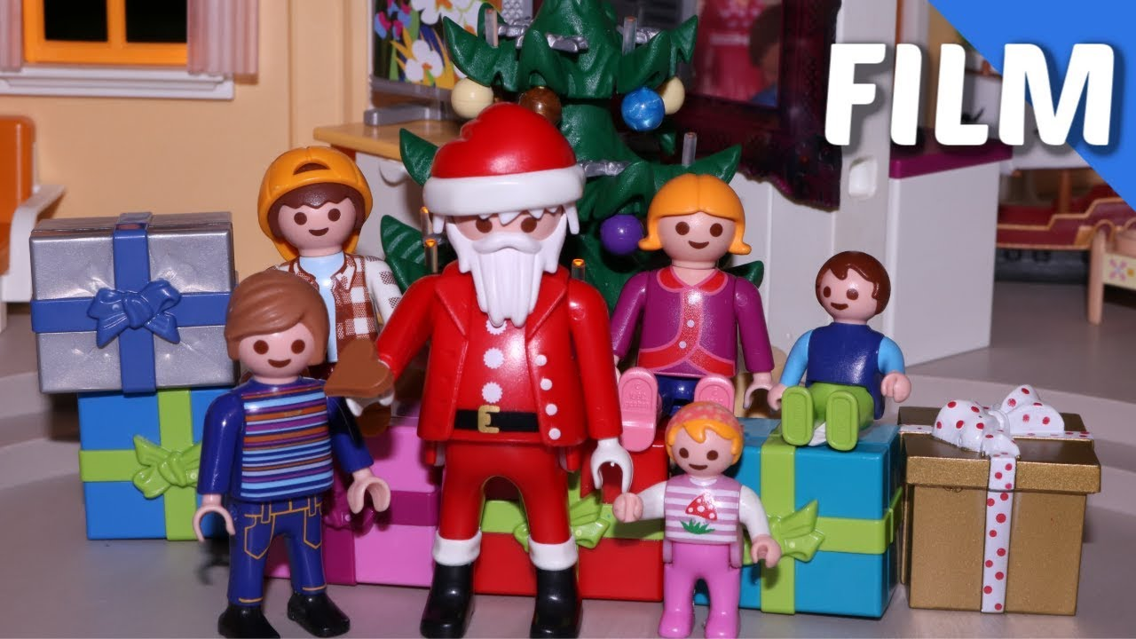 Playmobil Weihnachten.Playmobil Film Deutsch Heiligabend Weihnachten Spielzeug Kinderfilm