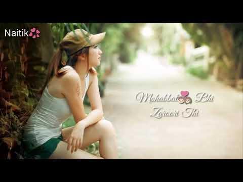 Zarori Tha  - Sonu Kakkar 2 Videos Status