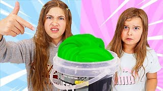 MAKE THIS STORE BOUGHT SLIME PRETTY CHALLENGE! | JKrew
