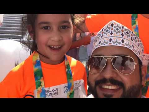 OGC Participation in Muscat Marathon 2018