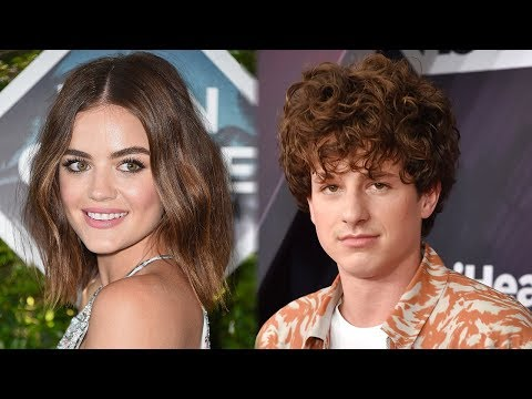 Lucy Hale DENIES Charlie Puth Dating Rumors