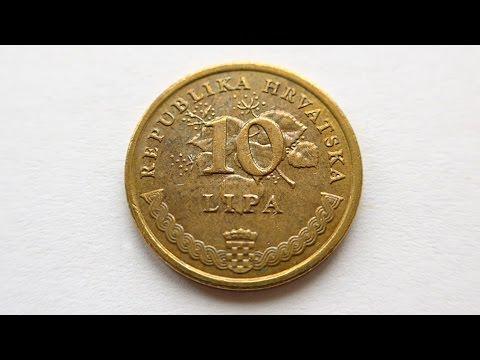 10 Lipa Coin :: Croatia 2011